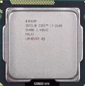 Processador Intel Core I7 2600 1155 3.8 Ghz