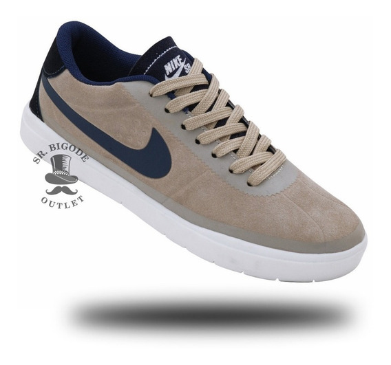 Tênis Masculino Nike Sb Bruin Hyperfeel Skate Frete Gratis