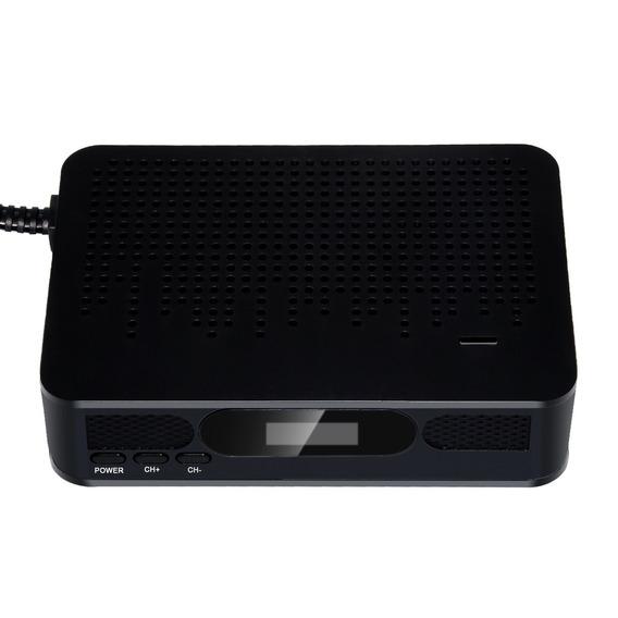 Hd Digital Receptor Smart Tv Box Dvb-t2 - Preto