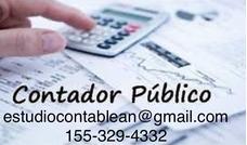 Contador Público Certificaciones, Iva, Ing.brutos, Monotribu