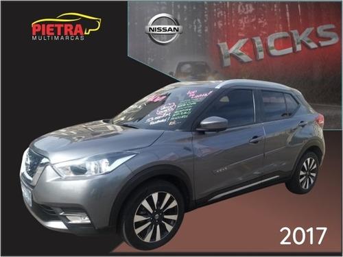 Imagem 1 de 14 de Nissan Kicks 1.6 16v Flex Sl 4p Xtronic