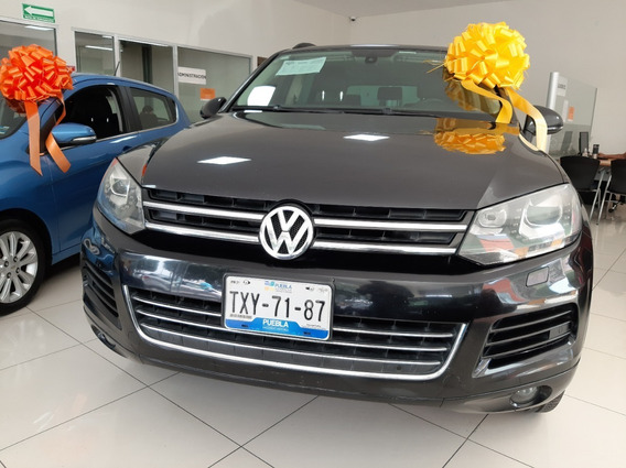 Volkswagen Touareg V8 2012