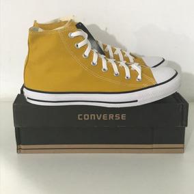 Tênis Converse All Star Chuck Taylor Original Alto Amarelo