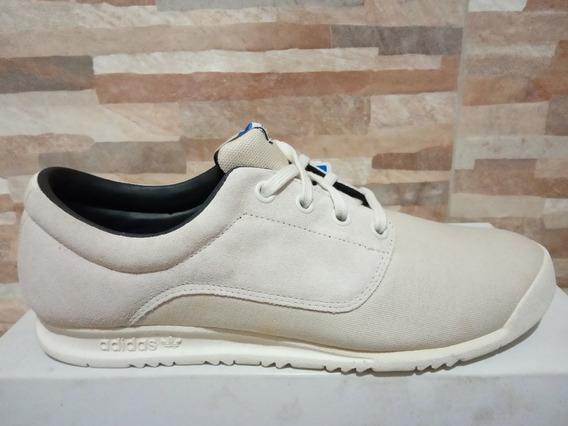Tenis adidas Nº 39 Passline Bege Branco Originals F Gratis
