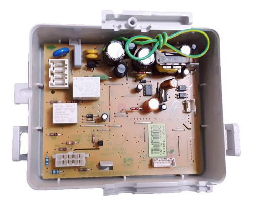 Placa De Controle Bivolt Refrigerador Brastemp 326061172