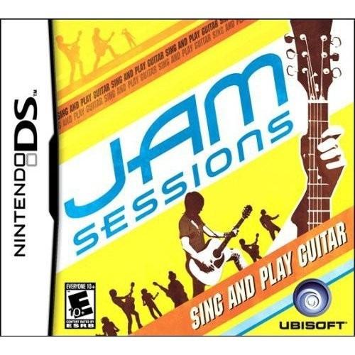 Imagen 1 de 9 de Juego Nintendo Ds 3ds Jam Sessions - Refurbished Fisico