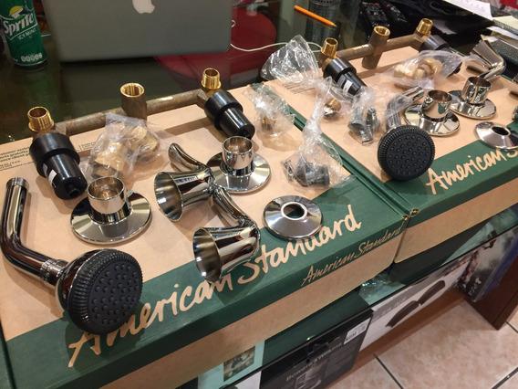 2 Regaderas American Standard Nuevas A Precio De Remate