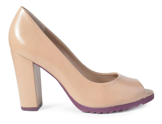 Zapatos De Cuero De Mujer Antideslizante Lyon - Ferraro -