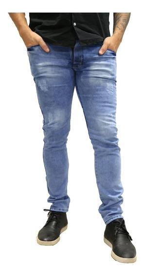 Calça Jeans Masculina Skinny *89