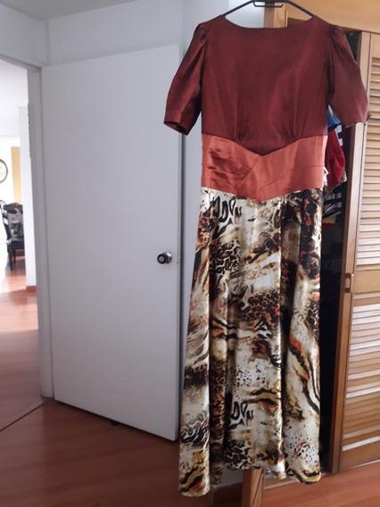 Vestido Largo De Fiesta Talla12