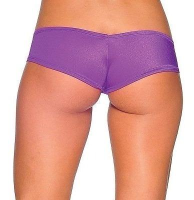Micro Shorts De Lycra - Leka Store