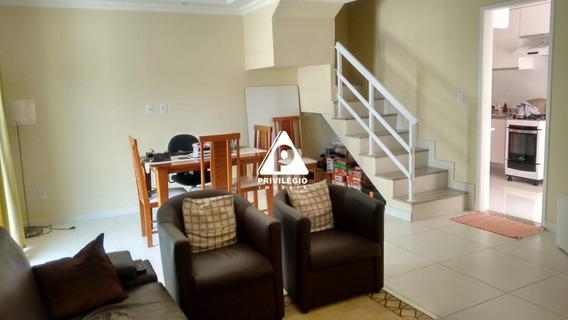Casa Em Condomínio À Venda, 1 Vaga, Vargem Grande - Rio De Janeiro/rj - 25288