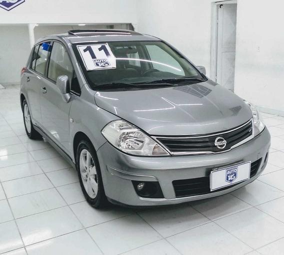 Nissan Tiida 1.8 Sl Flex Aut. 5p 2011