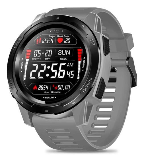 Relógio Masculino Zeblaze Vibe 5 Ip68 Inteligente Safira