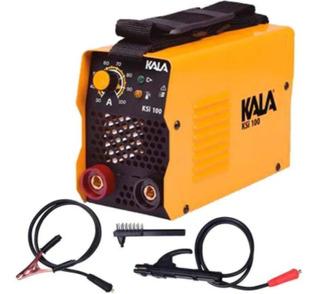 Máquina Solda Inversora Tig 100a Ksi 100 220v Kala Completa