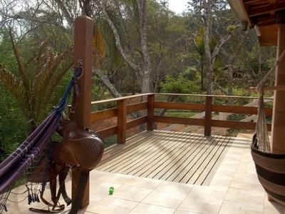 Chácara Em Rio Preto, Santo Antônio Do Pinhal/sp De 160m² 3 Quartos À Venda Por R$ 990.000,00 - Ch97712