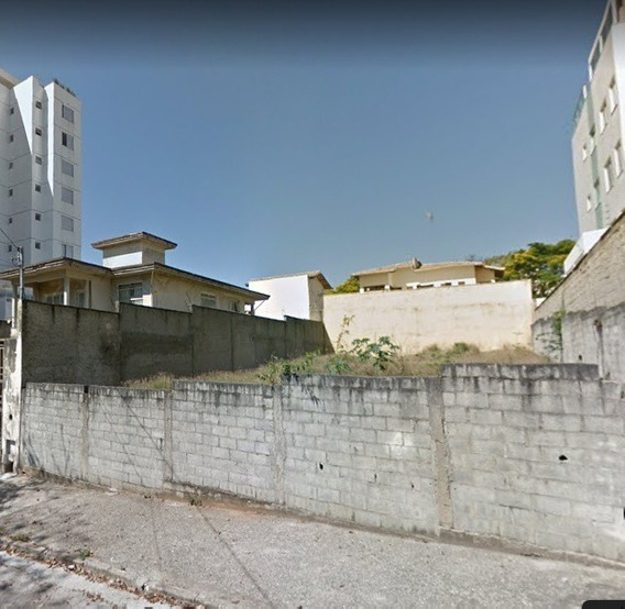 Lote De 420 M² No Bairro Castelo. - 3377