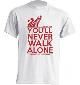 Champions League Final 2019 Youll Never Walk Alone Livepool