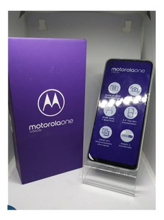 Motorola One Visión 128gb Con Garantía