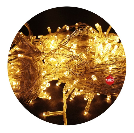 Luces Multi Led Navidad Guirnalda Decoración X 500 - Wilton