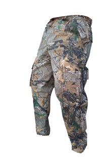Pantalon Tactico Militar Camuflaje Caceria Profesional Low