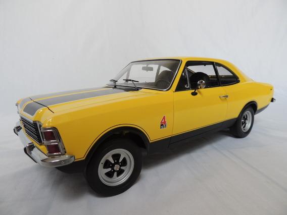 Chevrolet Opala S S 1976 - Escala 1:8 Salvat - Montado