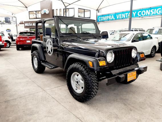 Jeep Wrangler 2000, Automatico