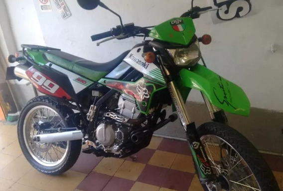 Klx250s Modelo 2012