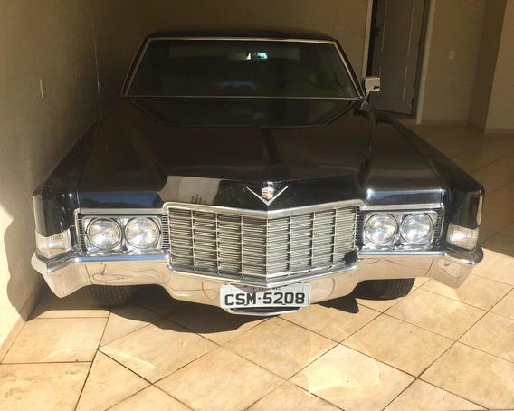 Cadillac Fleetwood Deville