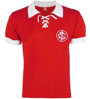 Camisa Internacional Retrô Cordinha Masculina N°9