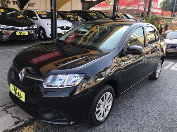 Renault Logan Expression 1.0 16v Hi-flex, Flo0447
