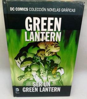 Dc Comic Novelas Graficas Nº 85 Green Lantern