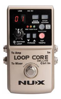 Pedal Efecto Guitarra Nux D-loop Core Deluxe