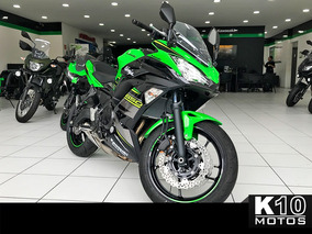 Kawasaki Ninja 650r Abs - Kawasaki Race Team