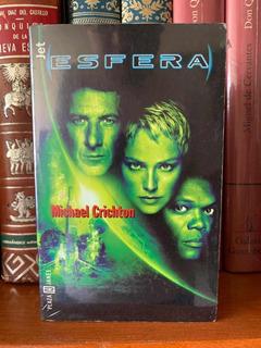 Michael Crichton La Esfera Del Autor De Parque Jurásico