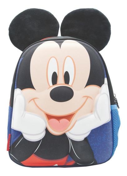 Mochila Espalda Jardin 3d Disney Minnie Mickey Mundo Team