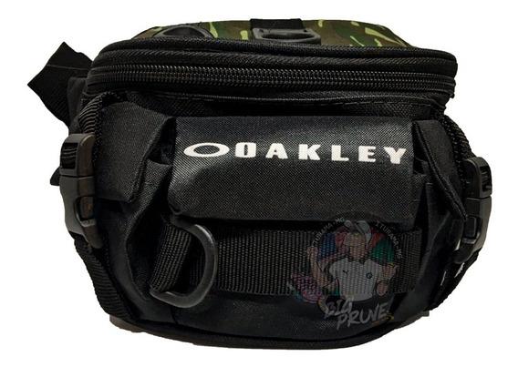 Pochete Oakley Camu Original Lançamento 2019