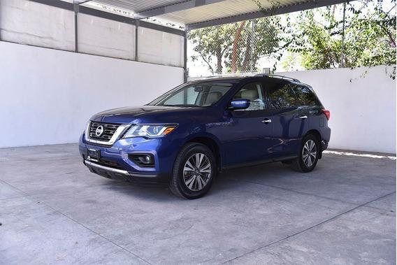 Nissan Pathfinder Advance 2017 Aut