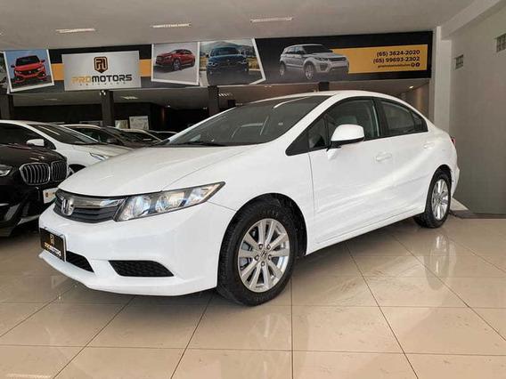 Honda Civic Lxs 1.8 Flex Mecanico 2015