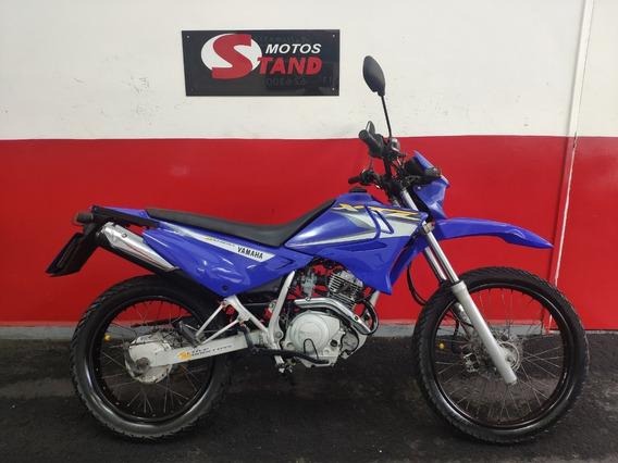 Yamaha Xtz 125 E 2003 Azul