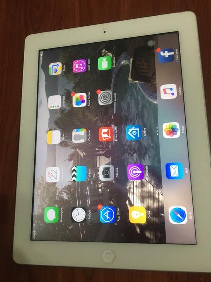 Apple iPad 3 Wi-fi + 4g 16gb Branco