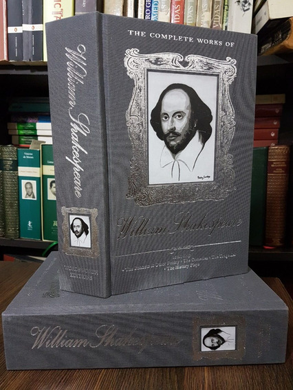 The Complete Works Of William Shakespeare - Em Inglês