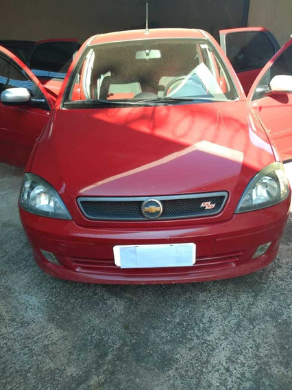 Chevrolet Corsa 1.8 Ss Flex Power 5p 2008