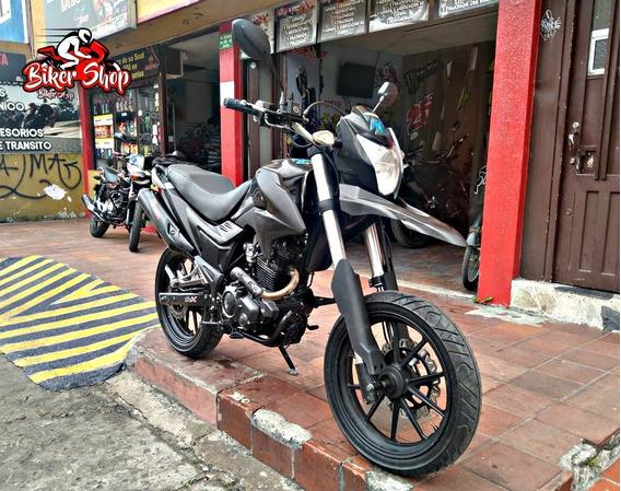 Akt Ttx 180 Modelo 2016, Solo En Biker Shop