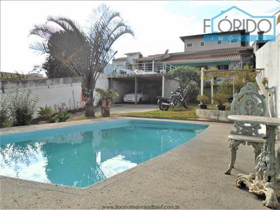 Casas À Venda Em Atibaia/sp - Compre A Sua Casa Aqui! - 1415422