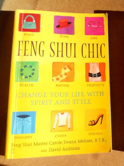 Livro Feng Shui Chic Em Inglês Em Bom Estado