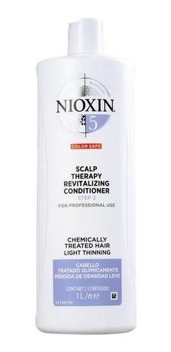 Nioxin Sistema 5 Cleanser -  Condicionador 1l