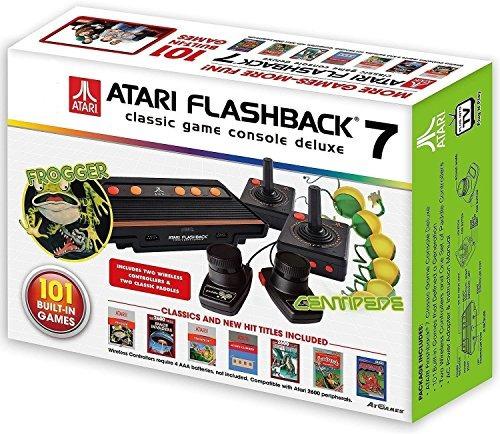 Juegos Atari Flashback 7 Deluxe Special Edition 101