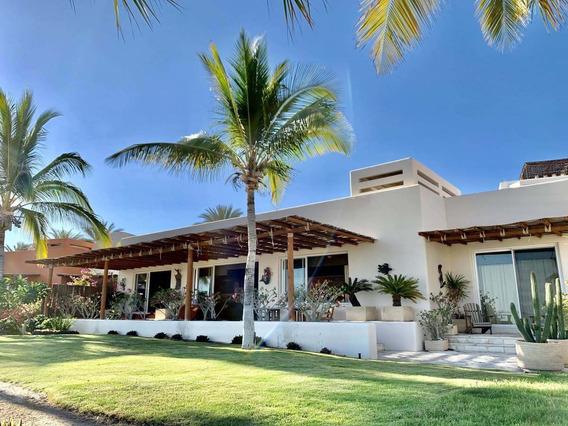 Costa Baja Beach Front Villa For Sale