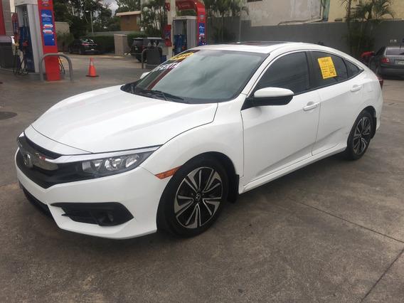 Honda Civic 2016 Exl Turbo